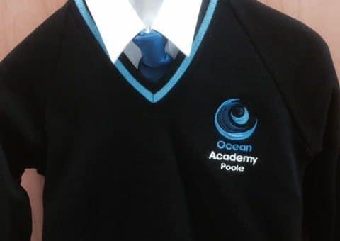 Full Size Uniform Ocean Academy